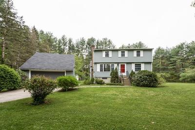 Sudbury Single Family Home Contingent: 47 Stonebrook Road