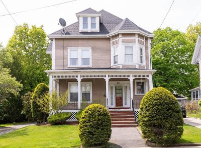 Single Family Home Under Agreement: 86 Hawthorne Street