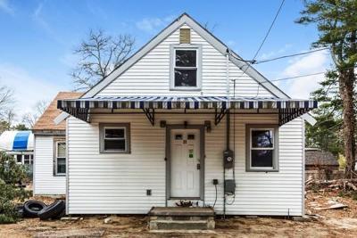 Wareham Single Family Home Under Agreement: 31 Ryder St