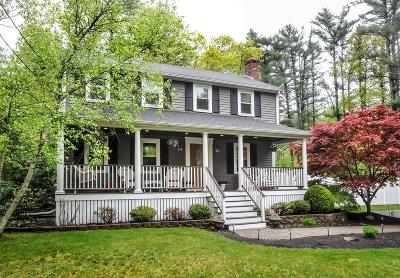 Pembroke Single Family Home Under Agreement: 4 Long Hill Road