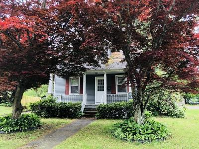 Taunton Single Family Home Contingent: 256 Tremont St