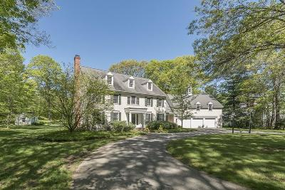 Wenham, Hamilton Single Family Home For Sale: 48 Autumn Lane