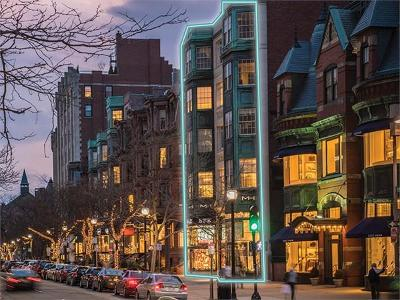 Commercial For Sale: 111-115 Newbury Street