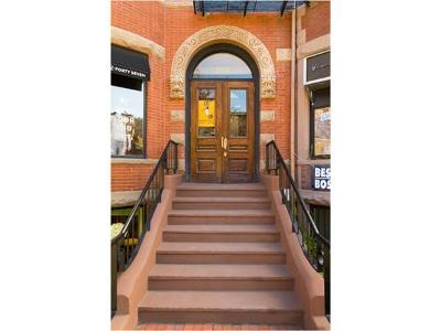 Commercial For Sale: 288 Newbury Street