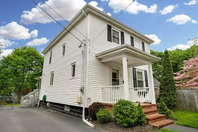 MA-Norfolk County, MA-Plymouth County Single Family Home New: 39 Winthrop St