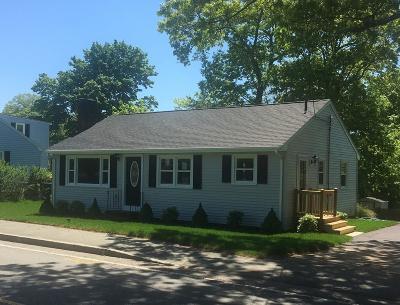 Brockton Single Family Home For Sale: 407 E Ashland St