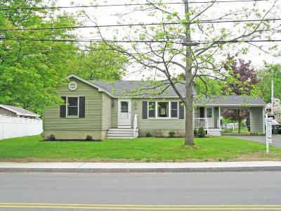 Methuen, Lowell, Haverhill Single Family Home New: 729 Washington St