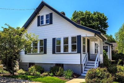 Boston MA Single Family Home Under Agreement: $499,000