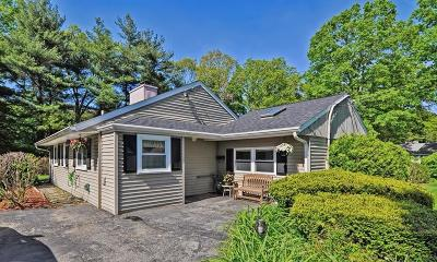 Natick Single Family Home For Sale: 51 Beverly Road