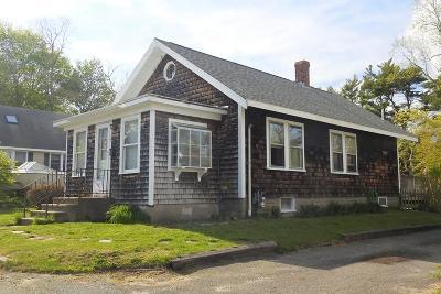 Wareham Single Family Home For Sale: 20 Highland Ter