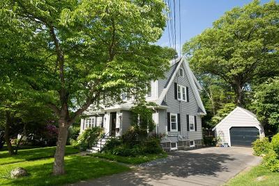 Braintree Single Family Home Contingent: 123 Oak St.