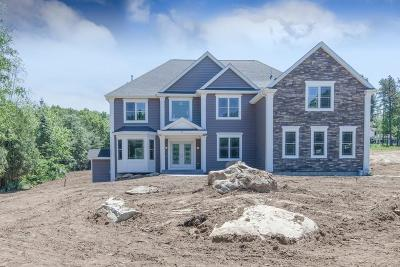Westborough Single Family Home New: Lot 3 Piccadilly Way