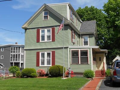 Boston Single Family Home New: 50 Prescott Street