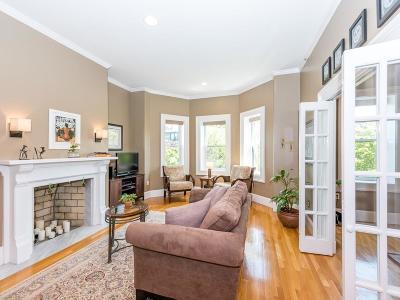 Boston Condo/Townhouse New: 373 Marlborough St #3
