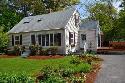 Ashland Single Family Home Under Agreement: 21 Adams Rd