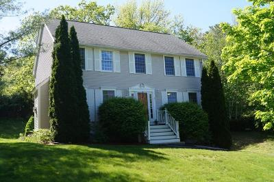 Methuen, Lowell, Haverhill Single Family Home New: 1 West Parish Ridge Rd