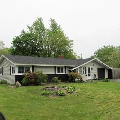 Rockland, Abington, Whitman, Brockton, Hanson, Halifax, East Bridgewater, West Bridgewater, Bridgewater, Middleboro Single Family Home New: 43 Sharon St