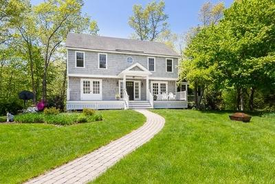 Wenham, Hamilton Single Family Home Under Agreement: 9 Anthony Road