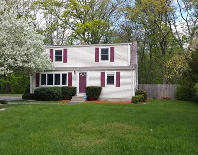 Franklin MA Single Family Home New: $360,000