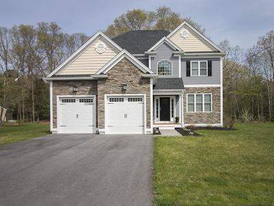 Attleboro Single Family Home Under Agreement: 32 Excalibur Way