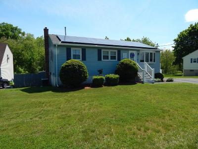 Methuen Single Family Home New: 34 Temple Dr