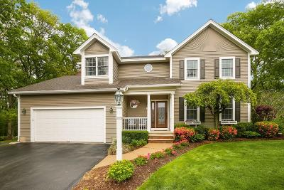 Wakefield Single Family Home New: 10 Andrews Circle