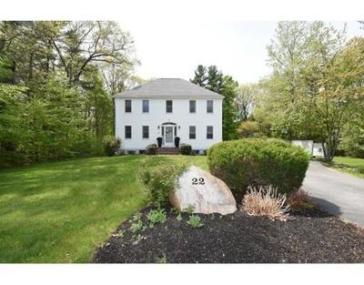 Rockland, Abington, Whitman, Brockton, Hanson, Halifax, East Bridgewater, West Bridgewater, Bridgewater, Middleboro Single Family Home New: 22 Howland Way