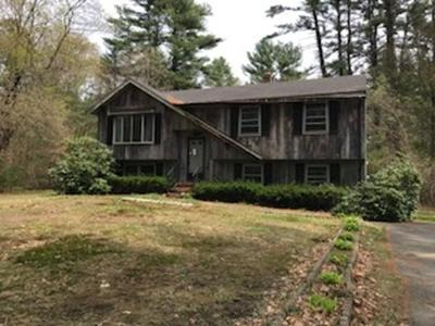 Rockland, Abington, Whitman, Brockton, Hanson, Halifax, East Bridgewater, West Bridgewater, Bridgewater, Middleboro Single Family Home New: 19 Wood St