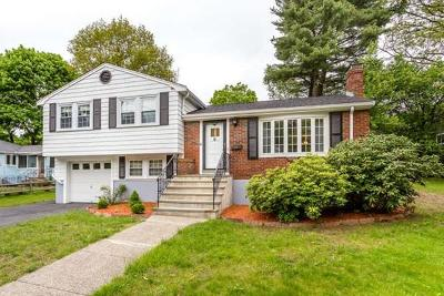 Boston Single Family Home For Sale: 6 Raynes Rd