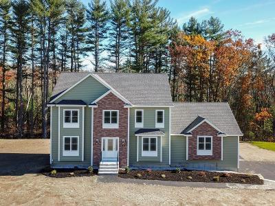 Billerica Single Family Home Contingent: 13 Fieldstone Lane