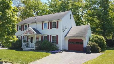 Methuen, Lowell, Haverhill Condo/Townhouse Price Changed: 86 Bateman Street #86