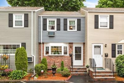Wakefield Condo/Townhouse Under Agreement: 98 Cedar Street #6