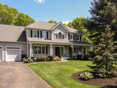 Rehoboth Single Family Home Under Agreement: 5 Birchwood Drive
