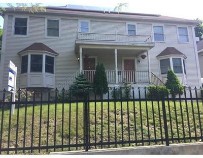 Boston Single Family Home For Sale: 30 Savin St