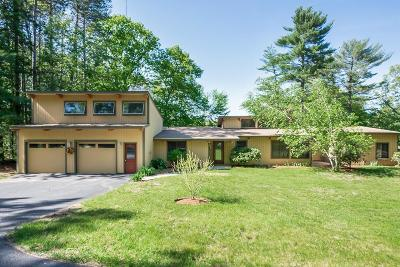 Hudson Single Family Home Under Agreement: 6 Cranberry Ln