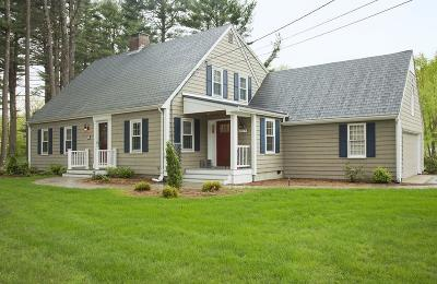 Norwell Single Family Home New: 18 Trout Brook Ln