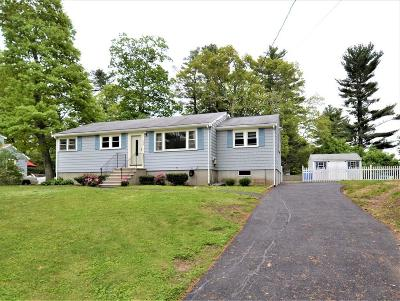 MA-Norfolk County, MA-Plymouth County Single Family Home New: 154 Janice Cir