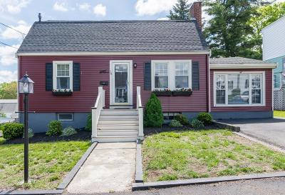 Braintree Single Family Home For Sale: 76 Jefferson St