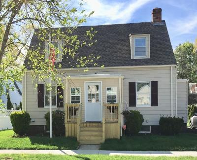 MA-Norfolk County, MA-Plymouth County Single Family Home New: 895 Southern Artery