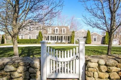 Barnstable MA Single Family Home New: $1,329,000