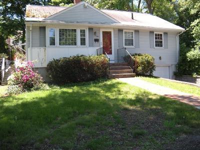 Stoneham Single Family Home Under Agreement: 320 Green St