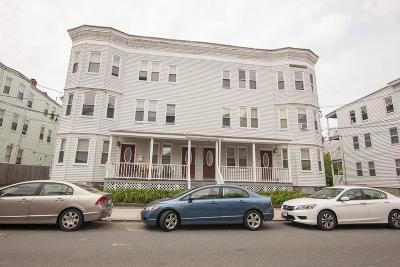 Boston Condo/Townhouse New: 10 Montfern Ave #2