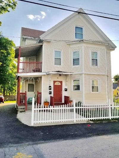 Brockton Multi Family Home Contingent: 45 Fulton St