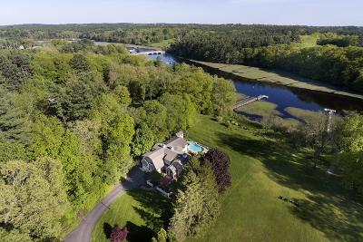 Norwell Single Family Home Under Agreement: 31 London Hill Ln