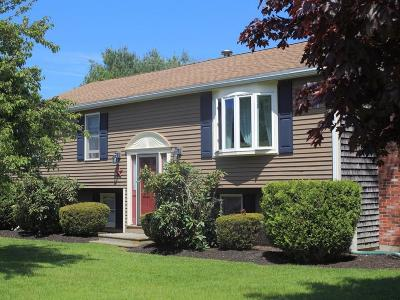 Rockland, Abington, Whitman, Brockton, Hanson, Halifax, East Bridgewater, West Bridgewater, Bridgewater, Middleboro Single Family Home New: 65 Michelson Drive