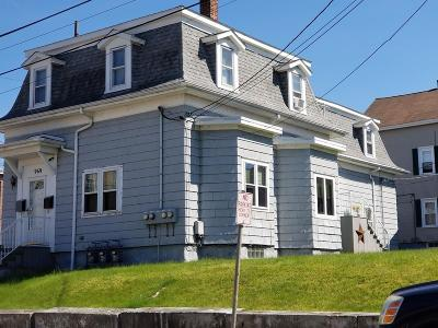 Fall River Multi Family Home For Sale: 969 Charles Street