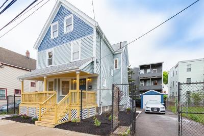 Boston Single Family Home New: 19 Oakhurst Street