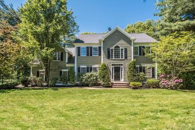 Holliston Single Family Home For Sale: 40 Morgans Way
