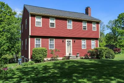 Hudson Single Family Home Under Agreement: 14 Marlboro St