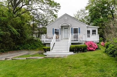 Natick Single Family Home Under Agreement: 19 Ash St